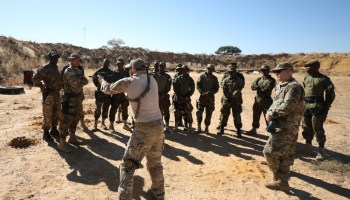 Nobody goes into a room like Delta Force: A CQB attitude primer