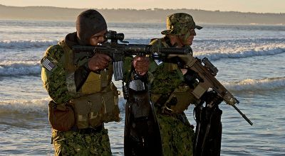 The US Navy releases new SEAL selection and training video