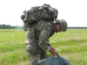 Ranger regiment testing new rucksacks for Airborne Operations