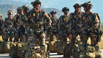 Elite French Foreign Legion unit wins US Army sniper competition