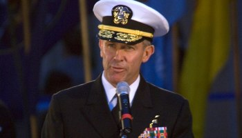 Trump gives old school SEAL admiral top intelligence job