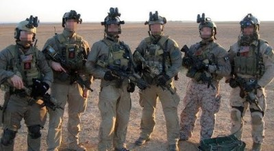 DEVGRU operators from Red Squadron following a nighttime operation in Iraq. (Image courtesy of YouTube.com).