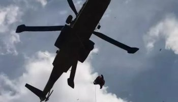 Watch: After crashing in the wilderness, pilot films his efforts to get rescued