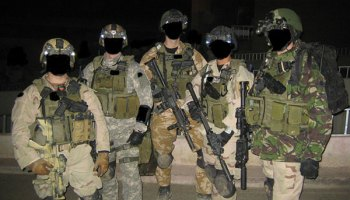 When the SAS defied their government to rescue their own