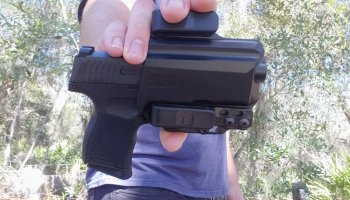 Bravo Concealment Torsion 3.0 Holster: Makin' it disappear