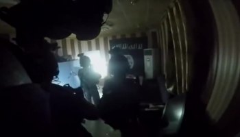'On me!' -- Watch Delta shooters and Kurdish SOF raid ISIS compound