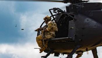 Fraying at the edges: Elite SOF aviation unit faces critical pilot shortage