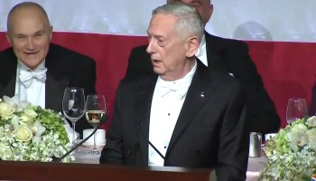 Former Defense Secretary James Mattis' responds to Trump calling him overrated: 'I'm honored'