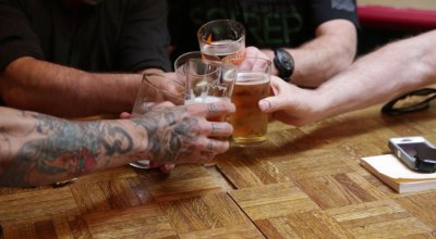 Episode 5: Special Operations Drinking Stories
