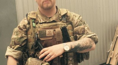 Exclusive Interview With Mikael Skillt, Ukraine's Foreign Fighter