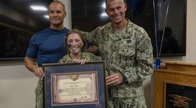 (U.S. Navy photo by Mass Communication Specialist 1st Class Abe McNatt)