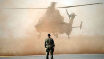 French helicopters collide, killing 13 soldiers in Mali