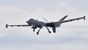 Libyan militias shoot down US drone