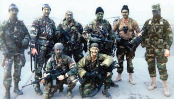 Strange Days in the Green Berets: Of Pipes and Dogs