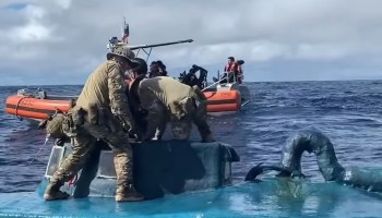 Watch: US Coast Guard nabs another sub -- this time with $69 million worth of cocaine on board