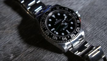 Watch: Former Navy SEAL Sean Ryan explains the tactical value of wearing a Rolex