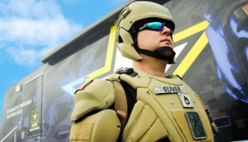 SOCOM starts testing body armor developed for their TALOS 'Iron Man' suit