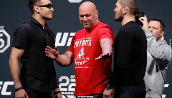 Morning Report: Khabib Nurmagomedov believes Tony Ferguson is a 'great fighter' but doesn't understand 'what is inside his head'