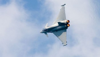 'Explosion' heard over London was actually a sonic boom as UK fighters moved to intercept unresponsive aircraft