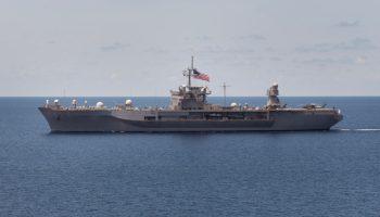 China bans US ships From Hong Kong, sanctions US non-government organizations