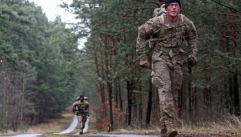 Selection in Special Operations? Learn to love your ruck