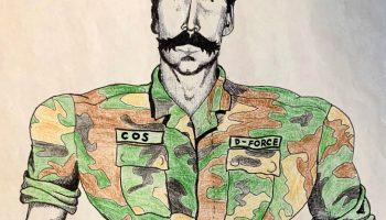 Cos: A living Delta Force legend