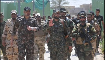 "Airstrike on Iranian Militia ""Land Bridge"" in Syria Kills 8"