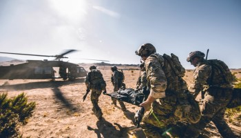 Injuries Without Scars: How Special Operations Medics treat brain injuries