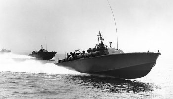 In the beginning, there were PT boats: Trial by fire for the forefathers of Naval Special Warfare