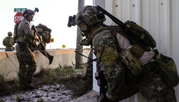 Why we should keep deploying troops to South America