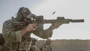 Old Habits Die Hard: Why Special Operations unit use old-school weapons