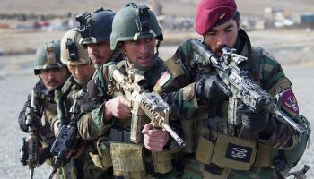 Allies, enemies, or just useless? A Special Forces operator on working with Afghan SOF
