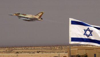 Israeli Air Force pounds Islamic Jihad targets in Syria, Gaza
