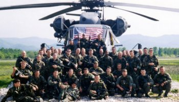 The Pic of the Day: The Special Operations team that saved the Air Force's top general