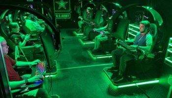 Gamers: The New Generation of Warfighters?