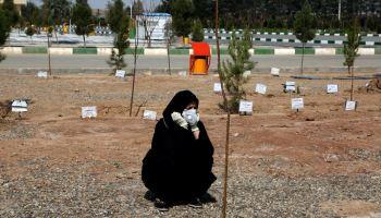 Iran refuses American Coronavirus aid, claims US conspiracy