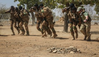 Terrorist attack devastates Chadian Army base, hundreds of casualties