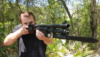 The Mossberg 590A1 - The Combat Pump Action