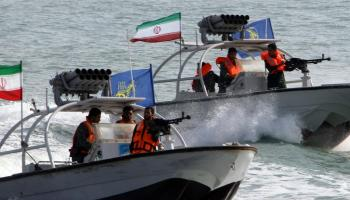 Iran vows to 'Destroy Any American Terrorist Force' in the Persian Gulf