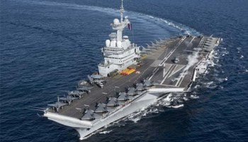 French aircraft carrier ravaged by Coronavirus, 1000 plus cases