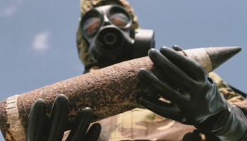 Syrian government used chemical weapons on its own people