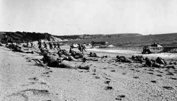 People and events that shaped D-Day: The Massacre of Slapton Sands