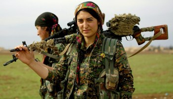 Why the US will never fully back an independent Kurdistan