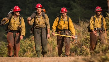 How firefighters operate amid the pandemic