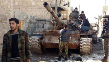 Russian & Syrian forces have committed war crimes, report finds