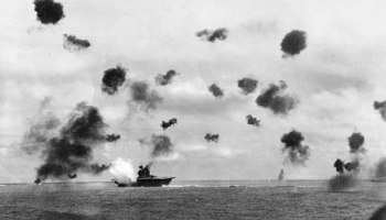 The Battle of the Coral Sea: Imperial Japan suffers its first setback