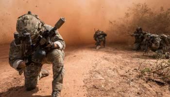 French Legionnaires die in the Sahel fighting Jihadists