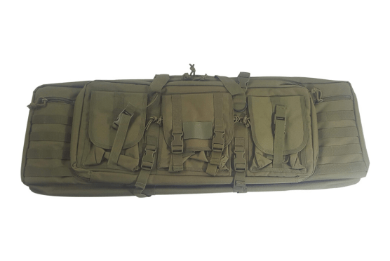 Standard Issue Double Rifle Bag