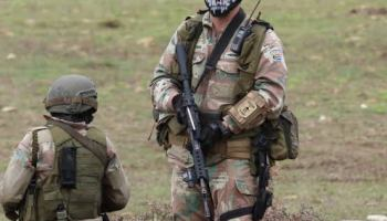 The Special Operations world of Sub-Saharan Africa: South African Recces