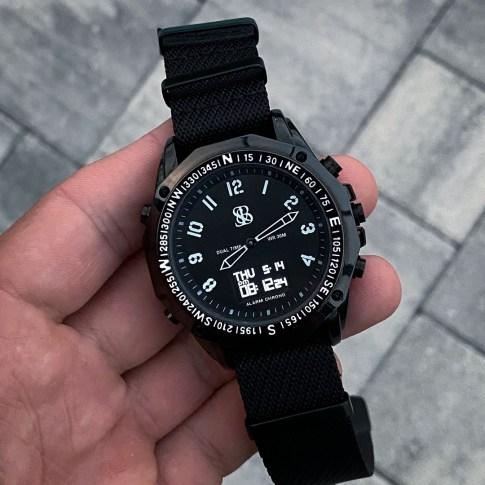 Dual Display Watch
